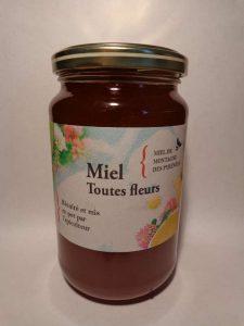 Miel toutes fleurs 500 grammes